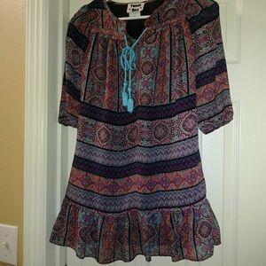 TWEEN DIVA* GIRLS DRESS SIZE 10